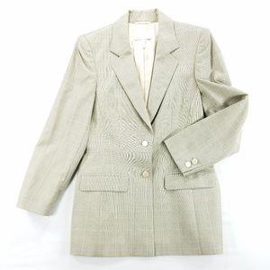 Escada Womens Pure Wool Sports Coat Suit Blazer